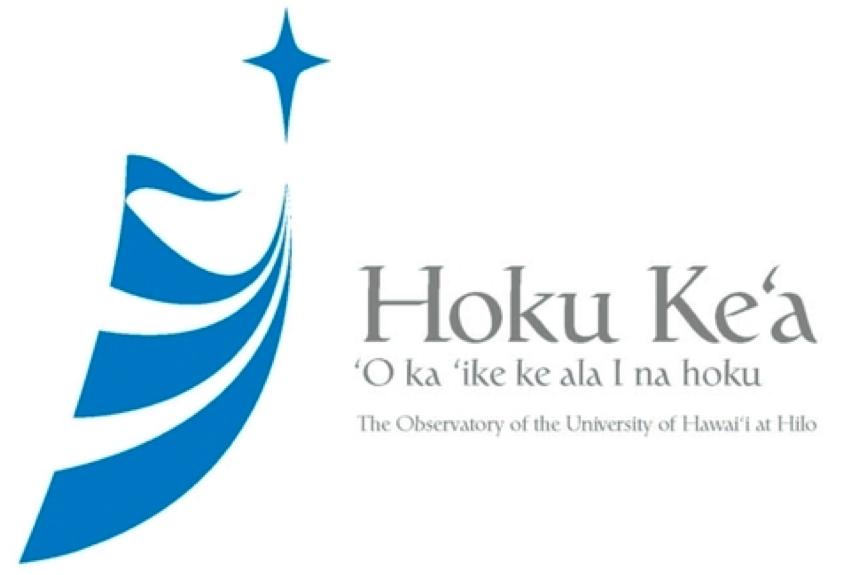 UH Hilo Hoku Ke'a Telescope